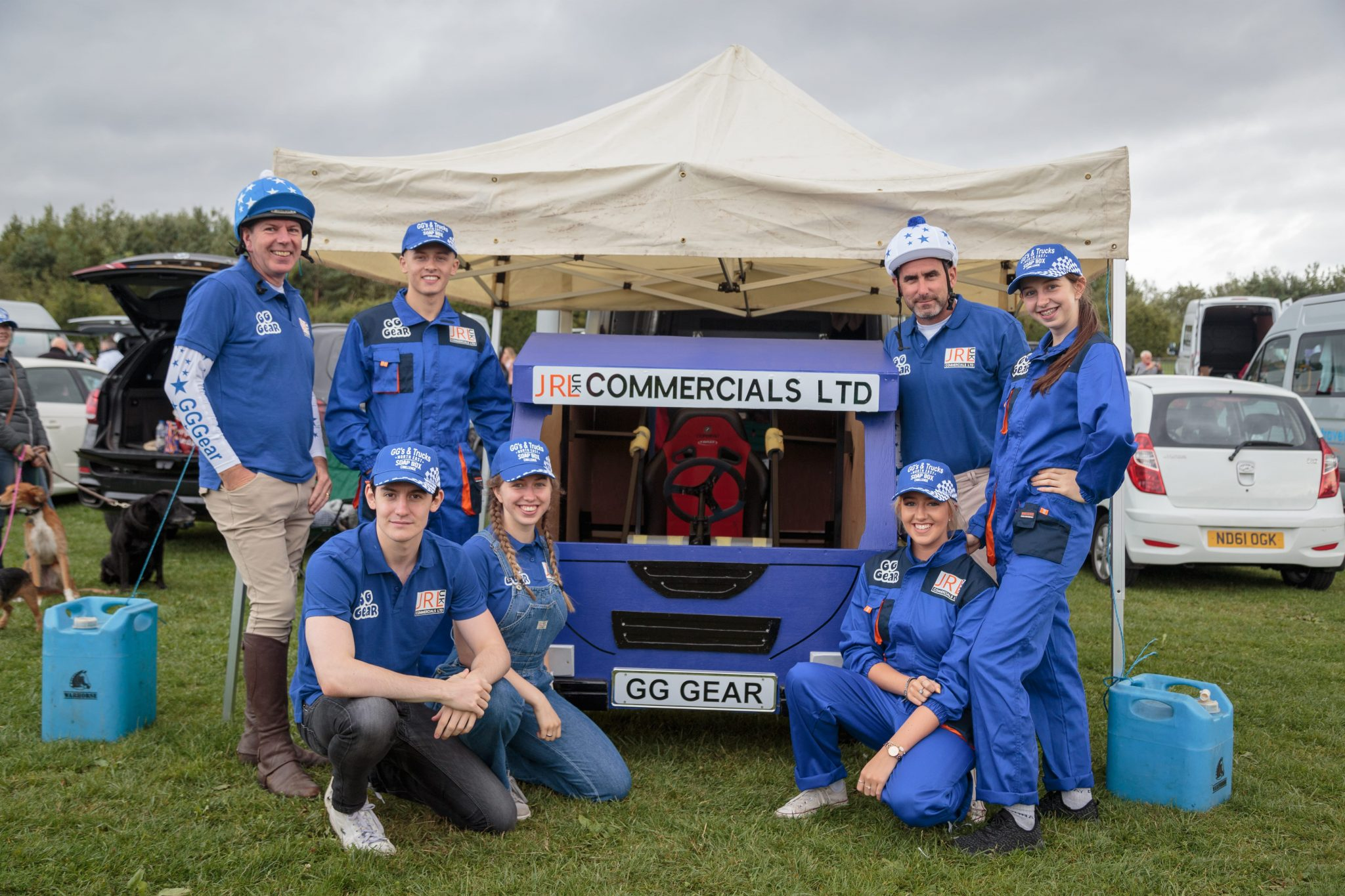 The second annual UK Soapbox Challenge set to take place at Sunderland's Herrington Country Park